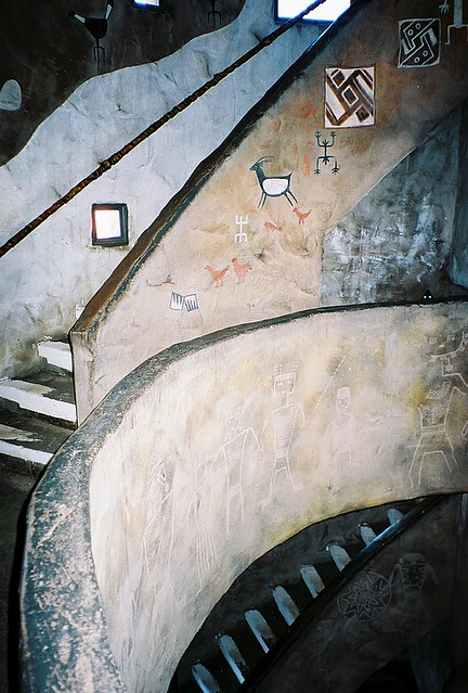 Watchtower Stairs, Grand Canyon