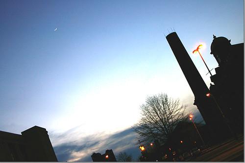 ボルティモアの夕景 photo by *istD