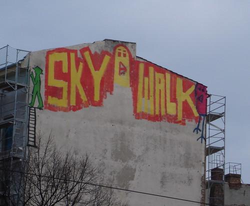 Skywalk Ampelmann 2