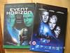 Generic Sci-Fi DVD design