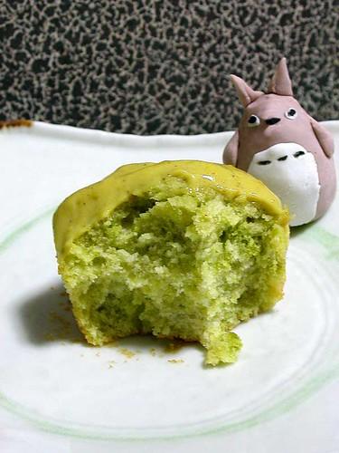 totoro cupcake 2