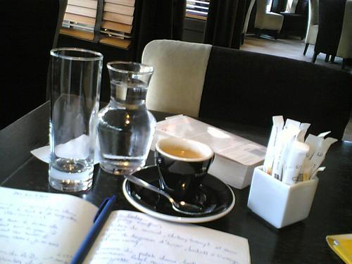 Un Café au Carré