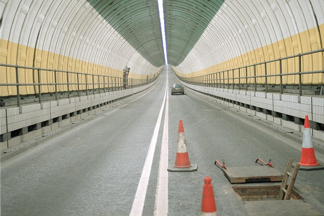 Dartford Crossing West Tunnel