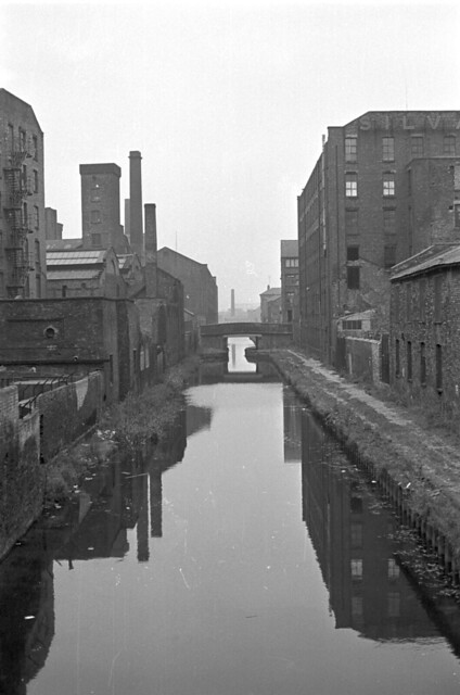 Ashton Canal, Manchester, UK