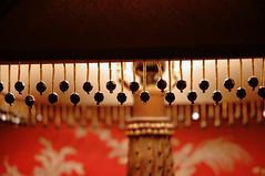 DoF - lampshade front fringe
