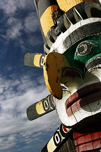 Totems - Comox Valley, British Columbia - Canada | by Kris Krug