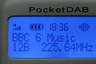 PURE PocketDAB Radio | by boncey