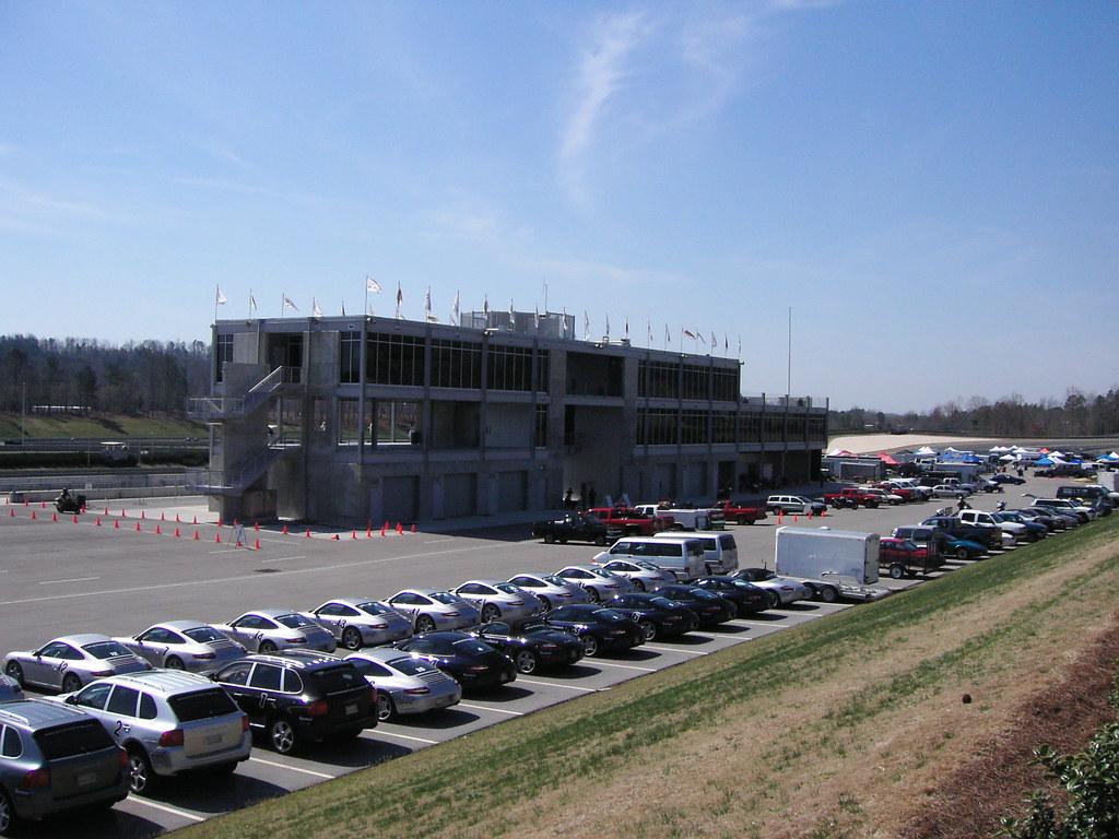 Barber Motorsports Park >> Paddock Area At Barber Motorsports Park Check Out The Long