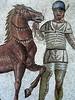 Roman Charioteer Mosaic 4