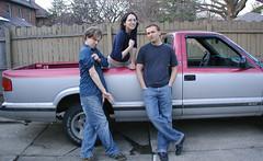 me, rob, mark truck2