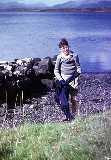 Phillip, Glengariff, County Cork 1956
