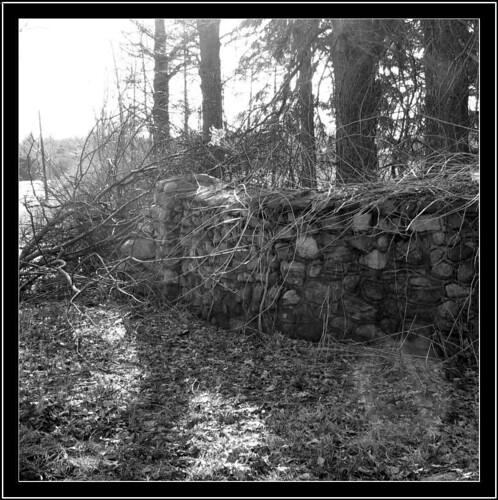Fallen wall 2