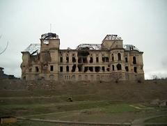 The Darulaman Palace