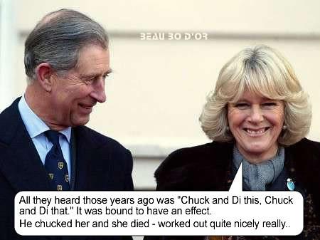 Chuck and Di