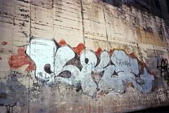old grafitti on Dora