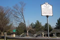 Neabsco Historic Marker