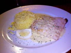 Abbaye - fishy dish