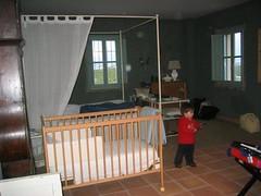 La nostra habitació al Moli de Canyisset