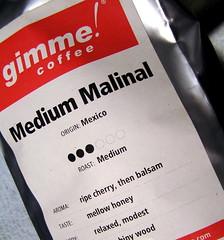 Gimme! Medium Malinal