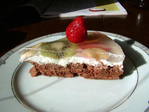 Labneli Pasta Dilim