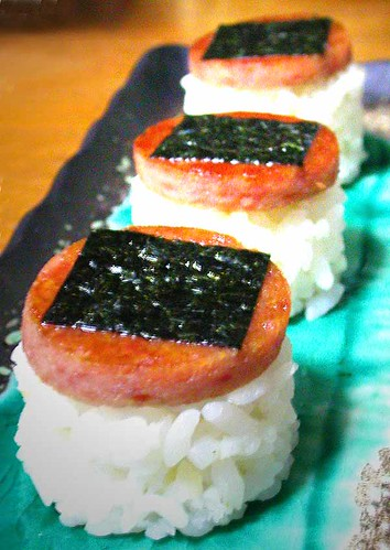 spam musubi | by chotda