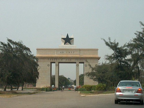 Black Star Square