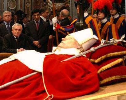 Pope c/o REUTERS/Osservatore Romano