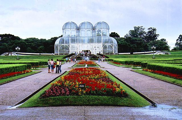 Jardim Botânico, Curitiba   Botanical Garden
