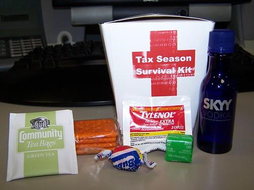 More Tax Season Treats
