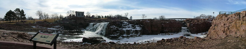 Sioux Falls panorama