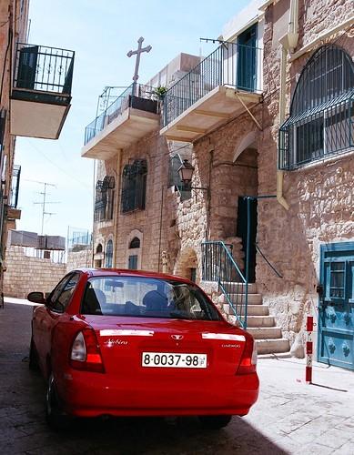 Bethlehem: street | by lolay