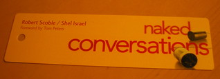 naked conversations bookmark | by tracysheridan