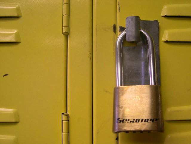 lock sesamee