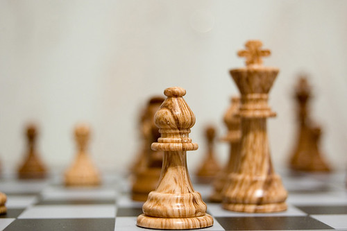 chess | by = FoX =