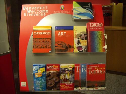 Torino 2006 Olympic City Brochures