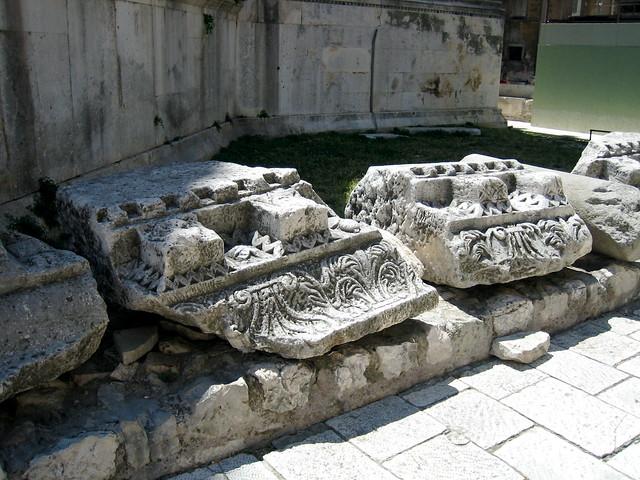 Split, archeological museum