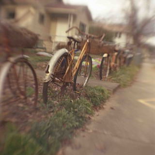 Bicycle Fence - Chattanooga, TN | by TheNixer