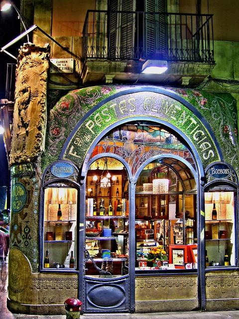 Barcelona - Escribà