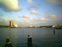Het amsterdamse IJ