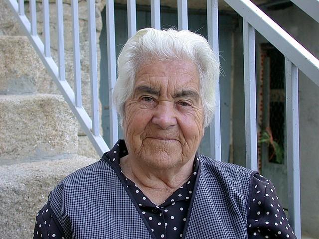 Una abuela en cualquier pueblo