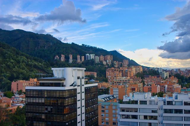 Bogota Cerros