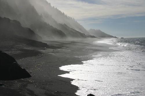 california black beach lost coast geocoded istockphoto sands