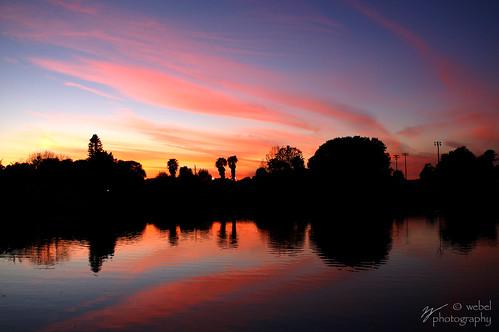 Sunset in Florida