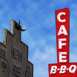 Halfway House Cafe BBQ | by Andrew Morrell Photography