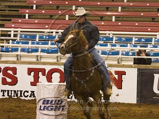 Barrel Race Picture From The 2005 Igra Finals Rodeo