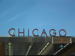 Chicago sign | by Eric__I_E