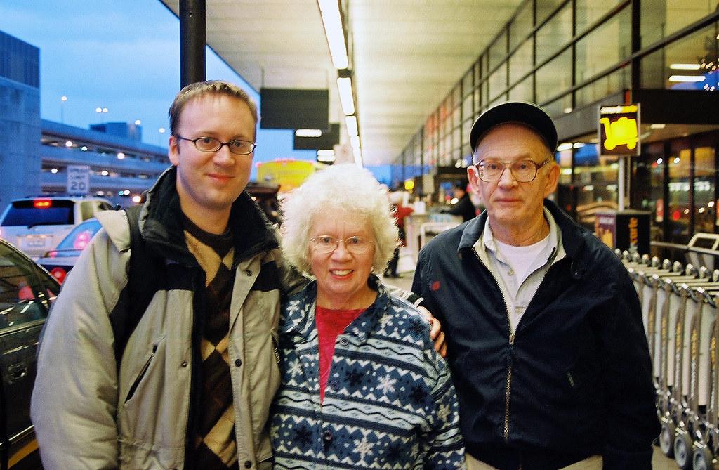 Dan, Judy and Ken