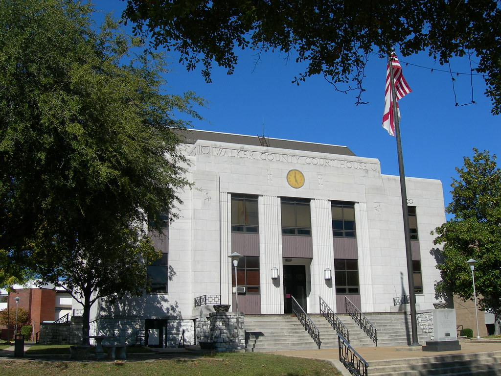 Walker County Court House