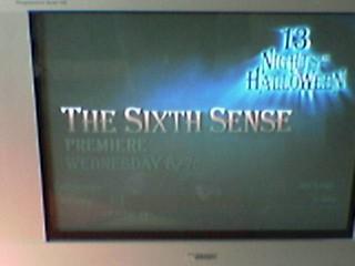 Sixth Sense TV ad