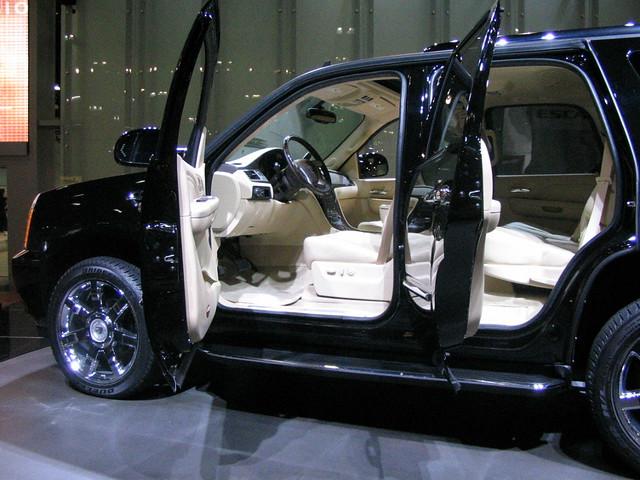 New Cadillac Escalade Interior | Biggie Mac | Flickr